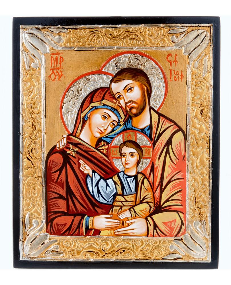 Icona Sacra Famiglia 2043 Byzant Italia